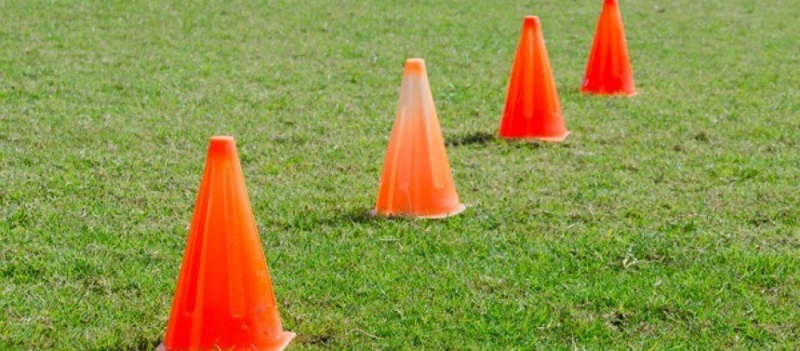 training-cones